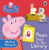 Click to buy Peppa Goes to the Library